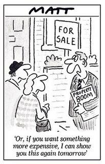 From the series of Matt property cartoons