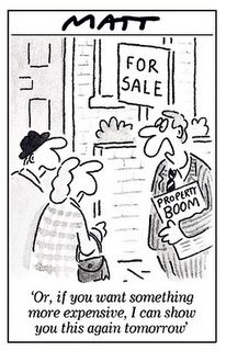 From the series of Matt property cartoons