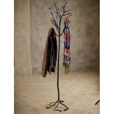 wrought iron coat racks standing | BT-424-3.jpg