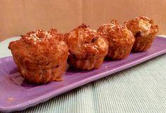 muffin salati con semi di zucca, sesamo e girasole ... #LaricettadiMarmotta...