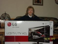 Deal Dash Com Tvs >> My Fiance Tommy Won This 40 Toshiba Tv For Only 53 56 On Deal