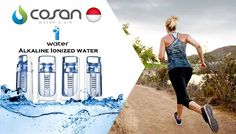 Compact Natural Filter Purifier #Iwater A functional compact natural filter purification systems product with magnetizer equipped, which is free to place with minimal space to use. Forms alkalescent water, and the bestselling treasure in Europe.  Size :  380 MINI / 600 PORTABLE / 1400 HOME