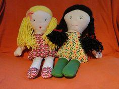 twee zusjes Jessie en Fanny ;-)