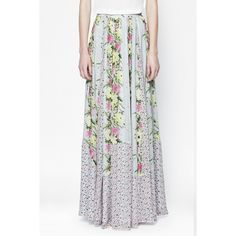French Connection Desert Tropicana Maxi Skirt