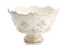 Scroll Bowl on OneKingsLane.com