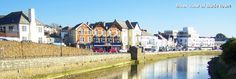 Bude Town, North Cornwall