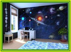 space theme boys outer bedroom dozz dark