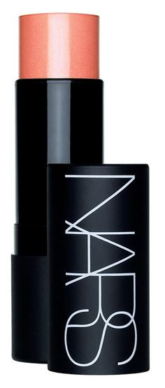 Adding this peachy NARS multi-purpose stick to the makeup routine for a dewy and shimmering summer-time look.