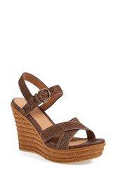 UGG® Australia 'Jazmine Mar' Platform Wedge Sandal (Women)