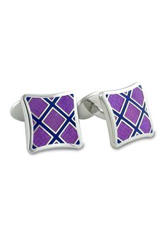 David Donahue Sterling Silver Cuff Links available at Nordstrom