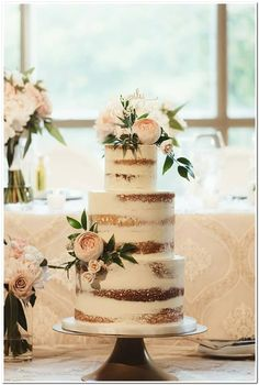 Summer is the most popular season for weddings and with so many beautiful wedding locations, fun dec. Summer Wedding, Our Wedding, Dream Wedding, Elegant Wedding Cakes, Rustic Wedding, Wedding Goals, Wedding Planning, Forest Wedding, Here Comes The Bride