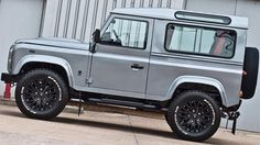 Introducing the Land Rover Defender XS 90 by the Chelsea Truck Company