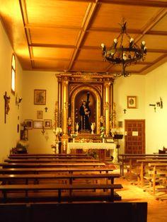 OCAÑA (TOLEDO). Ermita Jesús de las cuevas