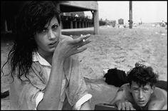 Bruce Davidson, Brooklyn Gang, Coney Island, New York City, 1959