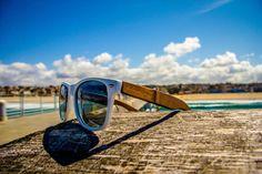 fashion Bamboo wood Sunglasses