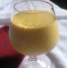 Mango Banana Coconut Smoothie recipe – All 4 Women Mango Banana Smoothie, Coconut Milk Smoothie, Coconut Milk Recipes, Banana Coconut, Healthy Smoothies, Smoothie Recipes, Healthy Snacks, Yummy Drinks, Delicious Desserts