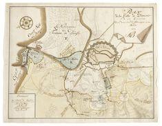 File:Karta över Danzig,1773 - Skoklosters slott - 99045.tif