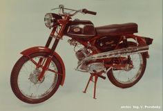 Historie motocyklů Jawa 90 - Fotoalbum - Obrazová část I