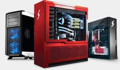 Digital Storm Gaming Desktops