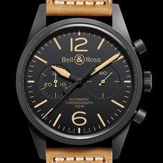 Bell & Ross Vintage BR 126 Carbon