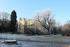 A Winter Cottage Sanatorium (Part III) Vienna, Cottage, Winter, Winter Time, Casa De Campo, Cabin, Cottages, Winter Fashion