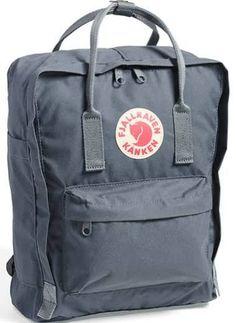 Fjallraven 'Kanken' Water Resistant Backpack - Grey