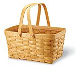 Love my Longaberger baskets which are made in the USA.  Kind of glad their pottery isn't as I would want to collect that too.