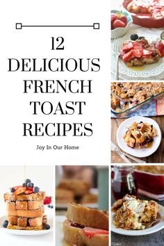 12 Delicious French