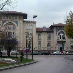 Valilik binasi-Ulus Ankara Fatma Alparslan