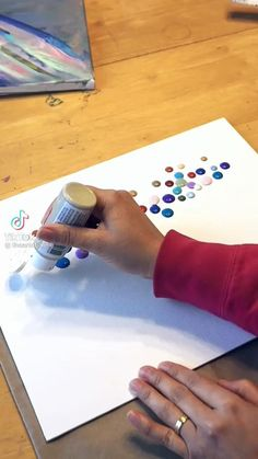 Diy Canvas Art, Diy Wall Art, Diy Art, Acrylic Pouring Art, Acrylic Art, Diy Abstract Art, Diy Painting, Painting Canvas, Art Tutorials
