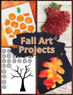 Fall Craft Ideas For Kids | Little Bins for Little Hands