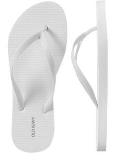 Color Blanco - White!!! Flip-Flops