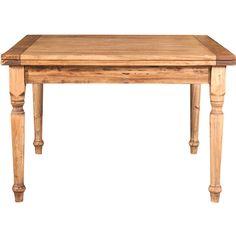 Drewniany stół rozkładany Biscottini Petro