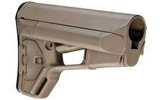 Magpul Industries, Adaptable Carbine Storage Stock, Fits AR-15, Mil-Spec, Flat Dark Earth