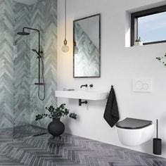 Get your toilet seat and bathroom accessories to match with Pressalit products. Get inspiration here Bathroom Floor Tiles, Bathroom Toilets, Downstairs Bathroom, Master Bathroom, Master Shower, Minimalist Bathroom, Modern Bathroom, Small Bathroom, Bathroom Ideas
