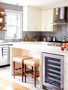 Open-concept kitchen design: How to turn three rooms into one - Chatelaine