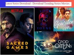 Latest Series Download – Download Trending Series Movies Top 10 Tv Series, Tv Series To Watch, Web Series, Netflix Series, Series Movies, Generation Gap, Latest Series, Streaming Sites, Recent Movies