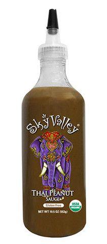 Sky Valley Organic Thai Peanut Sauce
