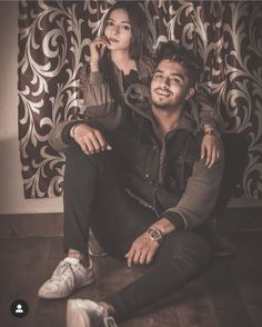 Faiz and shifu Cute Couple Selfies, Cute Couples Photos, Best Couple Pictures, Couple Photos, Musically Star, Football Workouts, Romantic Love Song, Social Media Stars, Team 7