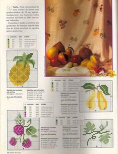 Revista Agulha de Ouro n°23 - Lucilene Donini - Picasa-verkkoalbumit