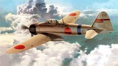 Outlining the most influential aircraft of the second World War. Advances in aviation technology during World War II laid the groundwork for military aviation. Navy Aircraft, Ww2 Aircraft, Fighter Aircraft, Military Aircraft, Fighter Jets, Military Art, Military History, Pearl Harbor, Imperial Japanese Navy
