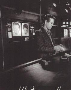 """-marlonbrando: """" Paul Newman """""""