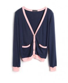Cardigans with Pocket Detail