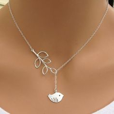 Bird Pendant Necklace //Price: $2.00 & FREE Shipping //     #hashtag1
