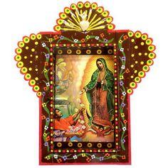 Niche Our Lady of Guadalupe niche