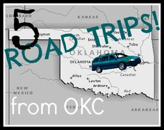 Road Trips from Oklahoma City