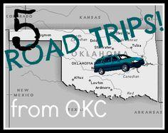 Road Trips from Oklahoma City