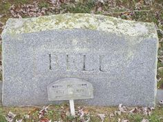 Nancy Bell -Browning Cemetery  Hamlin