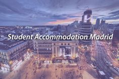 Find your Student Accommodation in Madrid on SwiftFlats! #erasmus #accommodation #flat #room #madrid #studyabroad #unilife