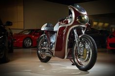 1949 Indian Scout by Analog Motorcycles